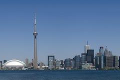 2 3都市风景多伦多 免版税库存照片