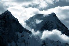 2 3 huandoy κορυφές Στοκ φωτογραφίες με δικαίωμα ελεύθερης χρήσης