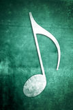 2 3 muzycznych serii notatek. Obraz Stock