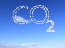 СО2 Стоковые Фото