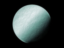 2行星 免版税库存照片