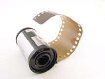 2 35mm影片 免版税图库摄影