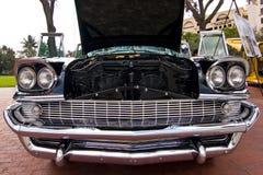2辆汽车经典之作 图库摄影