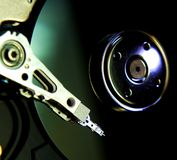 2 5磁盘驱动器困难英寸 免版税库存图片