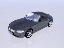2 5 bmw我sportscar z4 免版税图库摄影