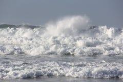 狂放的海浪2 图库摄影
