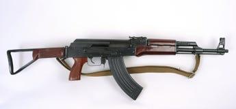 2 56攻击中国卡拉什尼科夫步枪类型 库存照片