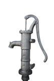 2个泵水 免版税库存照片
