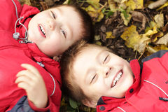 братья 2 Стоковые Фото