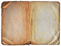2开放的书 免版税库存图片