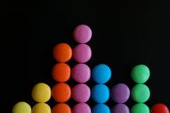 2 конфеты шаловливой Стоковые Изображения RF