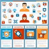 互联网安全概念2 免版税库存照片