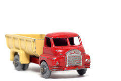 2 7ton贝得福得汽车老卸车玩具 免版税库存图片