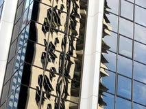 2 abstrakcjonistycznego architektoniczny Fotografia Stock