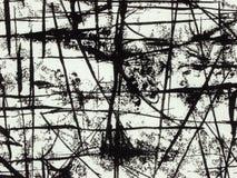 2 abstraktów tło Obraz Royalty Free