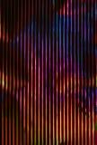 2 abstrakt ljusa reflexioner Arkivfoton
