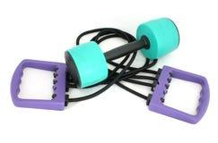 2 accessories exercise στοκ εικόνες με δικαίωμα ελεύθερης χρήσης