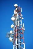 2 anteny Obrazy Stock