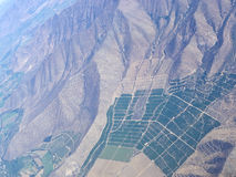 2 anteny rolnictwa krajobrazu serii Obrazy Royalty Free