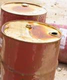 2 arabów oleju Obrazy Stock