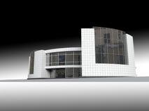 2 architektoniczna konstrukcji Obrazy Royalty Free
