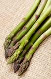 2 asparagus Στοκ φωτογραφία με δικαίωμα ελεύθερης χρήσης