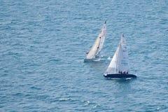 2 Asso 99 плавая во время Centomiglia 2012 Стоковые Фото