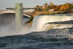 2 automnes Niagara Images libres de droits