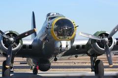 2 b17轰炸机战争世界 图库摄影