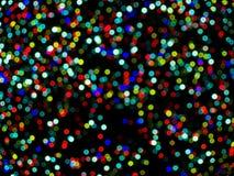 2 background lights Στοκ Φωτογραφίες