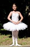 2 balettbarndomhobbyer Arkivbilder