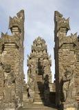 2 bali tempel royaltyfria bilder
