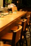 2 bar sushi Fotografia Stock