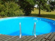 2 baseny opływa fotografia stock