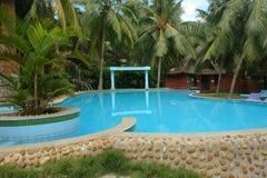 2 baseny opływa Zdjęcia Royalty Free