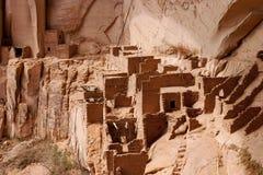 2 betatakin纪念碑国家那瓦伙族人废墟 免版税库存照片