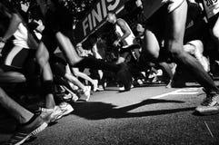 2 biegnij vgo Faber góry Zdjęcia Stock