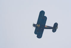 2 biplane po polikarpov Στοκ φωτογραφία με δικαίωμα ελεύθερης χρήσης