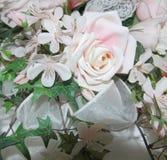 2 boquet婚礼 库存图片