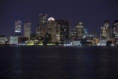 2 boston skyline Στοκ φωτογραφίες με δικαίωμα ελεύθερης χρήσης