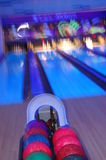 2 bowling Στοκ Εικόνα
