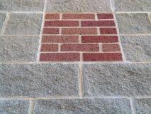 2 brickwall Zdjęcie Royalty Free