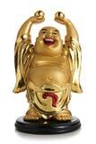 2 buddha skratta Arkivfoton
