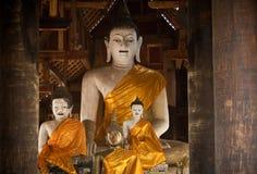 2 Buddha władza Fotografia Royalty Free