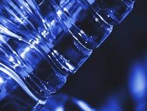 2 butelki wody Zdjęcie Stock