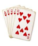 2 cards Στοκ φωτογραφία με δικαίωμα ελεύθερης χρήσης