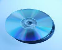 2 cd光盘 库存照片
