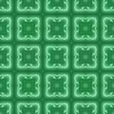 2 celtic fyrkanter Arkivfoton