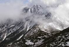 2 chabet góra Fotografia Stock