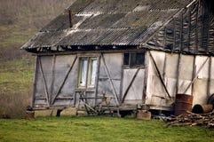 2 chata zdjęcie stock